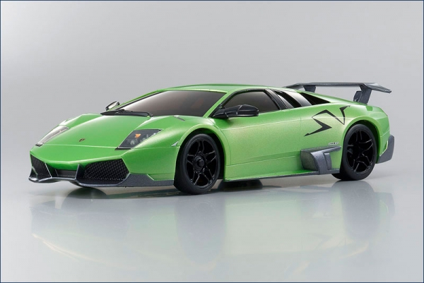 Lamborghini Murcielago Lp670 4 Sv Green Slotmanni